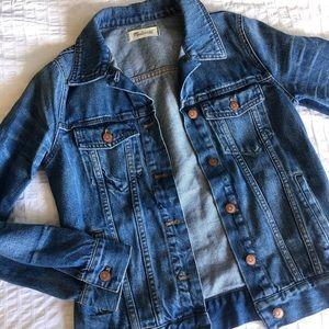 Madewell || Denim Jacket || xs